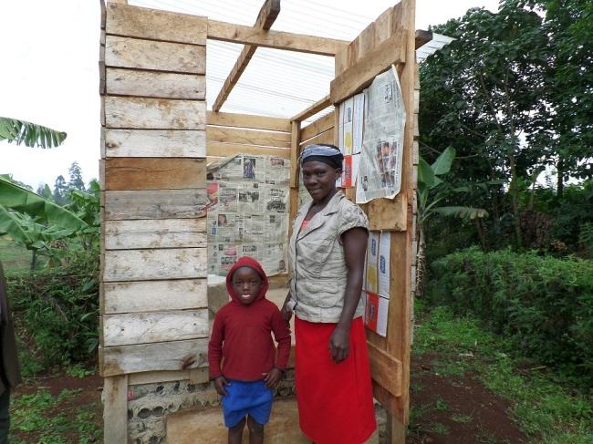A community solution to sanitation