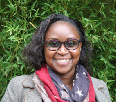 Rahab Njeri | Office Administrator
