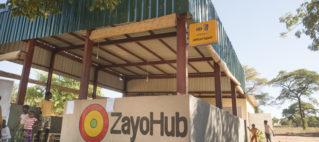 Helping to build ZayoHub