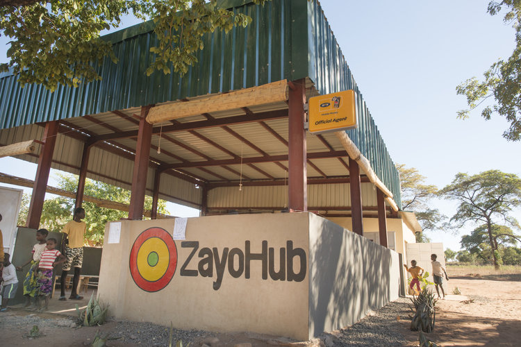 Helping to build ZayoHub